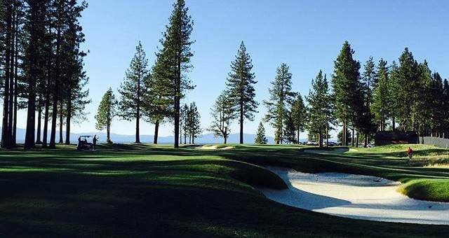 New Number nine Edgewood Lake Tahoe.